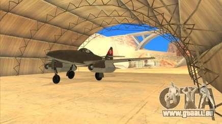 Messerschmitt Me.262 Schwalbe pour GTA San Andreas