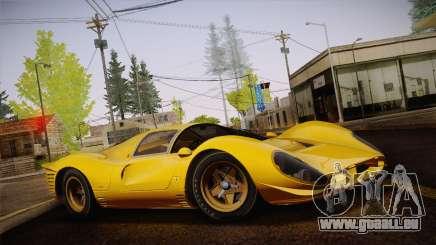 Ferrari 330 P4 1967 IVF pour GTA San Andreas