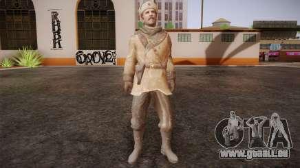 Viktor Reznov из CoD: Black Ops pour GTA San Andreas