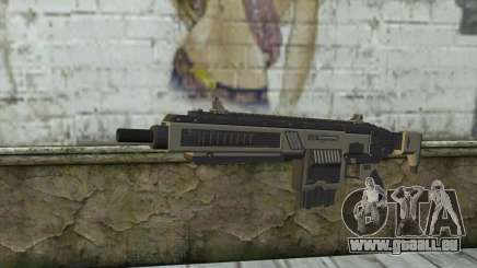 NS-11A Assault Rifle from Planetside 2 pour GTA San Andreas