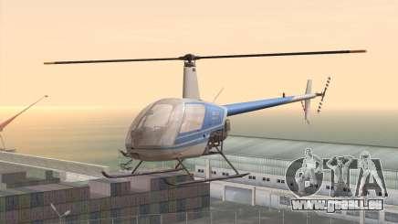 Robinson R22 für GTA San Andreas