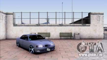 Toyota Chaser Tourer V für GTA San Andreas