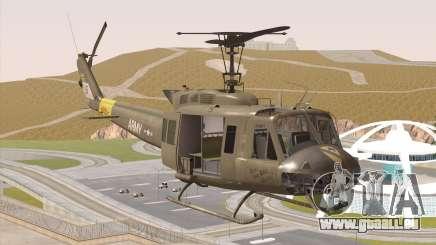 UH-1 Huey pour GTA San Andreas