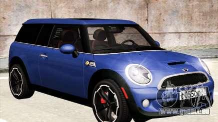 Mini Cooper Clubman JCW pour GTA San Andreas