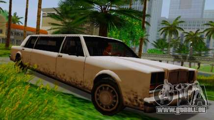 Greenwood Limousine pour GTA San Andreas