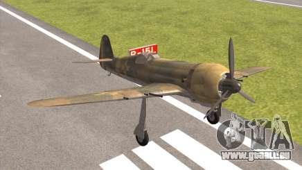 IAR 80 - Romania No 91 für GTA San Andreas
