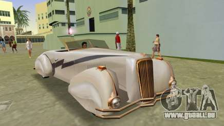 Cadillac Series 37-90 1937 V16 Cabriolet für GTA Vice City