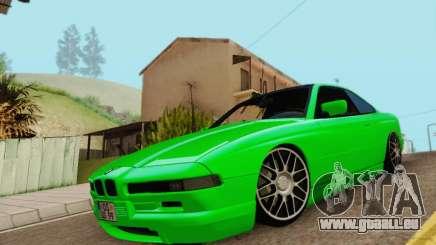 BMW 850CSI 1996 pour GTA San Andreas