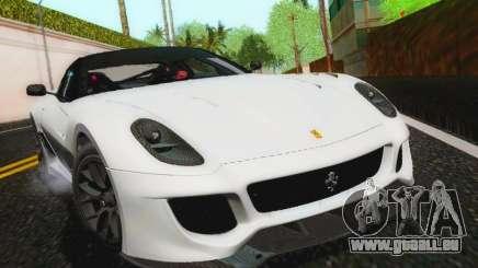 Ferrari 599XX Evolution pour GTA San Andreas