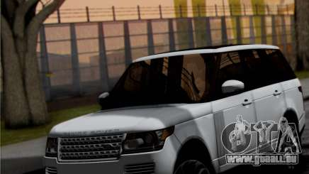 Range Rover Vogue 2014 pour GTA San Andreas