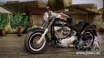Harley-Davidson Fat Boy Lo 2010 für GTA San Andreas