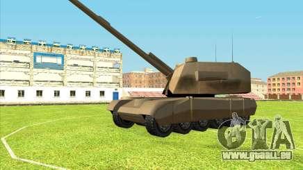 Rhino tp.RVNG-AM cal.155 für GTA San Andreas