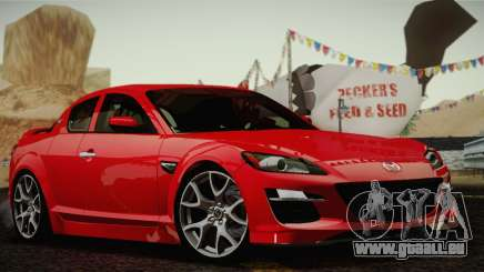 Mazda RX-8 Spirit R 2012 pour GTA San Andreas