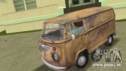 Volkswagen T2 Super Rust pour GTA Vice City
