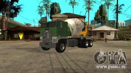 Zement-carrier von GTA 4 für GTA San Andreas