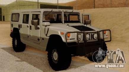 Hummer H1 Alpha für GTA San Andreas