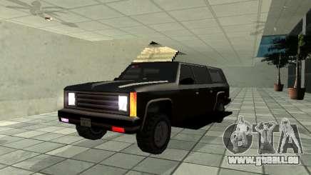 SWAT Original Cruiser pour GTA San Andreas