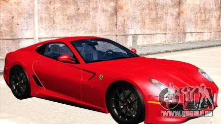 Ferrari 599 GTO für GTA San Andreas