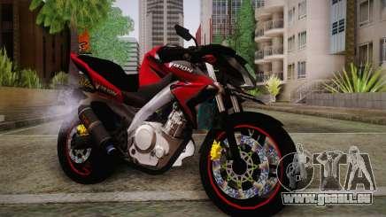 Yamaha V-Ixion 2014 pour GTA San Andreas