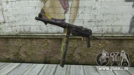 MP-40 Dual Mags pour GTA San Andreas