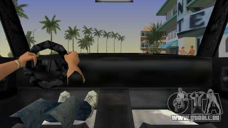 Re Admiral pour GTA Vice City sur la vue arrière gauche
