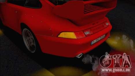 Porsche 911 GT2 (993) 1995 V1.0 EU Plate für GTA San Andreas Innen
