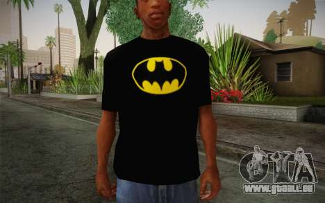 Batman Swag Shirt für GTA San Andreas