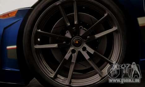 Lamborghini Gallardo LP 570-4 2011 Police v2 pour GTA San Andreas salon