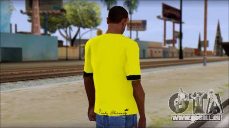 Star Wars Clone T-Shirt pour GTA San Andreas deuxième écran