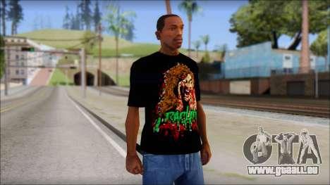 Trapheim T-Shirt Mod pour GTA San Andreas