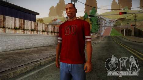 Kehed T-Shirt pour GTA San Andreas