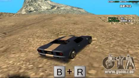 Freeze Root pour GTA San Andreas