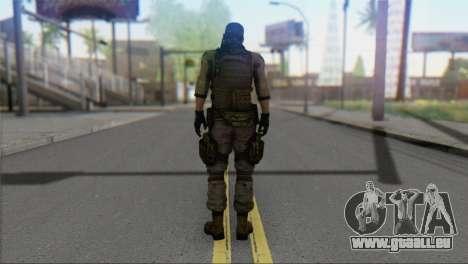 Piers Nivans v1 für GTA San Andreas zweiten Screenshot