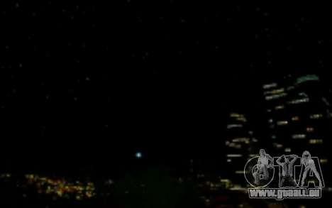 FIXED SkyBox Arrange - Real Clouds and Stars für GTA San Andreas zweiten Screenshot