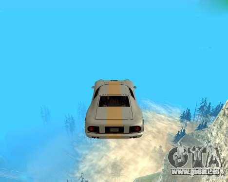 Surf and Fly pour GTA San Andreas troisième écran