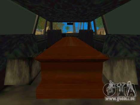 Perennial Сatafalque für GTA San Andreas rechten Ansicht