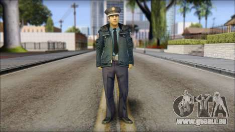 Deutscher Polizist für GTA San Andreas