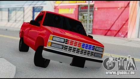 Chevrolet CK 1500 pour GTA San Andreas