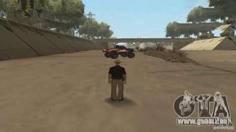 Ferngesteuertes Auto für GTA San Andreas zweiten Screenshot