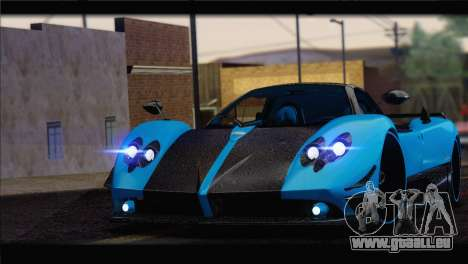 Pagani Zonda UNO für GTA San Andreas