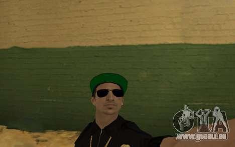 Swag Police für GTA San Andreas zweiten Screenshot