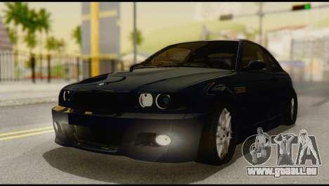 BMW M3 E46 pour GTA San Andreas