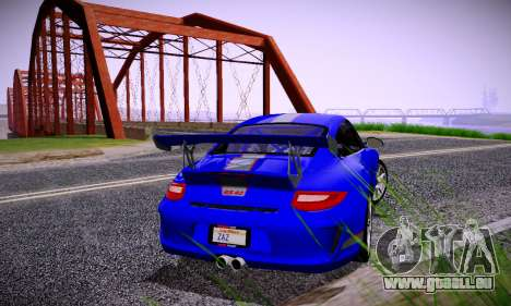 ENBSeries for low PC v2 fix pour GTA San Andreas septième écran