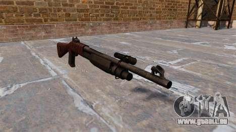 Ружье Benelli M3 Super 90 Kunst des Krieges für GTA 4