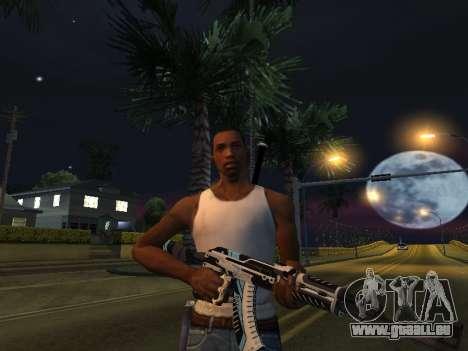 AK47 from CS:GO für GTA San Andreas