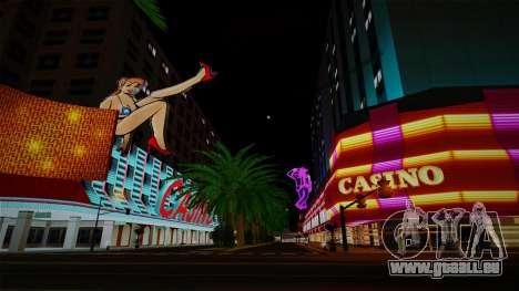 ENBSeries pour un PC puissant pour GTA San Andreas cinquième écran