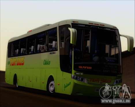 Busscar Vissta LO Scania K310 - Tur Bus für GTA San Andreas