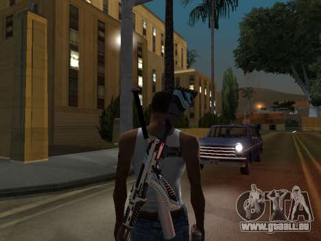 AK47 from CS:GO für GTA San Andreas zweiten Screenshot