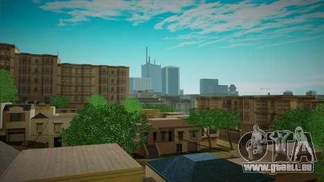 ENBSeries pour un PC puissant pour GTA San Andreas deuxième écran