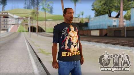 Batista Shirt v1 pour GTA San Andreas